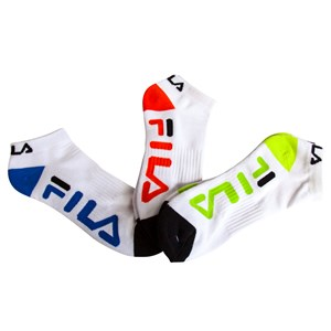 10037 - Fila Mens Sport Socks 3 Pack