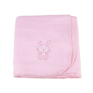 20454 - Polar Fleece Baby Blanket