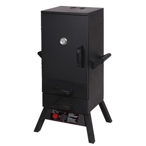 25412 - Gasmate LPG Smoker/Oven with Drawers