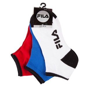 26197 - Fila Kids Sport Socks 3 Pack