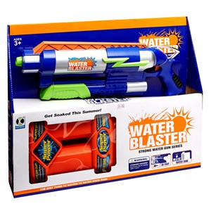 Water Blaster Gun with Backpack