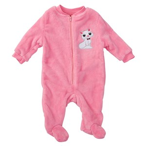 Little Bear Girls Romper