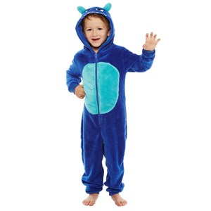 Kurbside Boys Monster Onesie