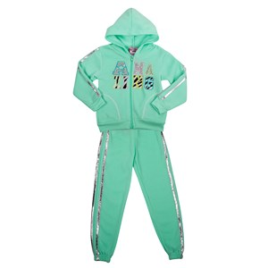 27381 - Girls Zing Tracksuit