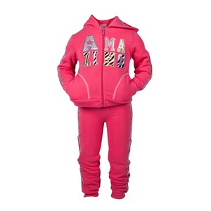 Girls Zing Tracksuit