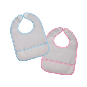 27578 - Little Mimos 2 Pack Plastic Bibs