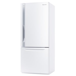 27604 - Panasonic 421L White Fridge Freezer
