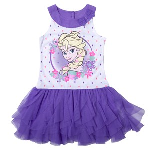 Disney Frozen Girls Dress