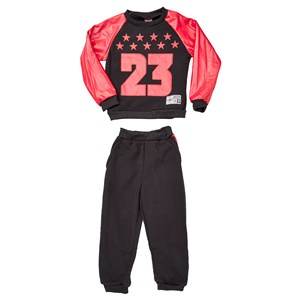 Boys 23 Raglan 2 Piece Jog Set