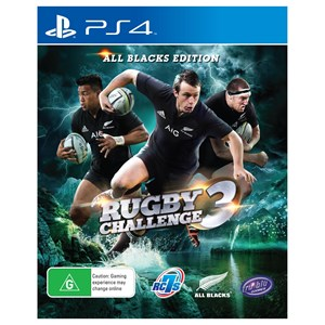 PS4 All Blacks Rugby Challenge 3