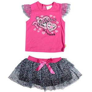 28221 - 2 Piece Tutu/Tee Set Princess