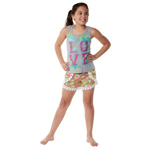 28242 - Girls CDC Shorts