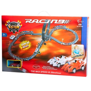 28245 - Victory Orbit Racing Track Slot Car Set
