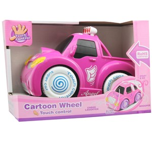 28284 - Touch Control Cartoon Car