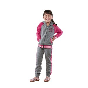 28514 - Real Love Girls Fleece Set