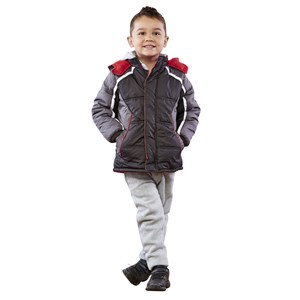 28735 - Boys Spliced Jacket