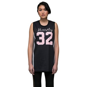 29030 - Shawty Sublimated Courtside Singlet