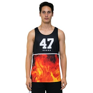 29039 - Cashe Inferno Sublimated Singlet