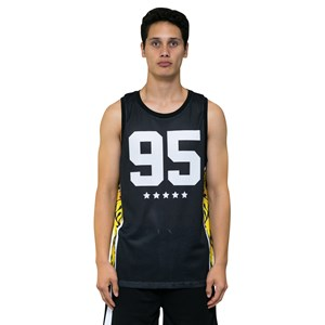 29041 - Cashe Inferno Courtside Singlet