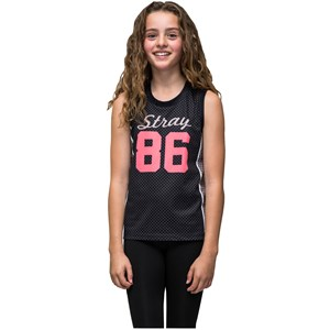29056 - Stray Girls Sublimated Courtside Singlet