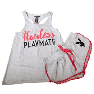 29081 - Playboy Flawless Short Set