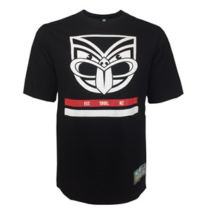 29112 - NRL Warriors Print T-Shirt