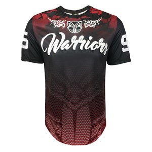 NRL Warriors Sub T-Shirt