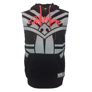 NRL Warriors Sleeveless Hoodie