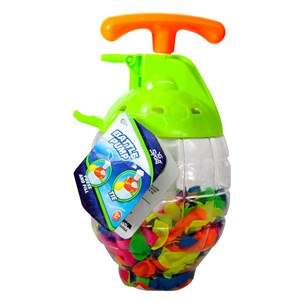 29201 - Large Pump Bottle with Water Balloons