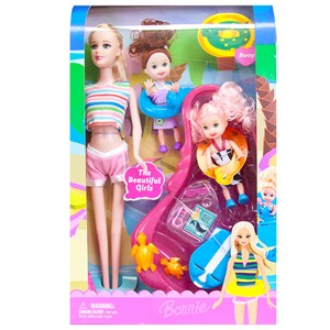 29213 - Bonnie Doll with Pool & Accessories