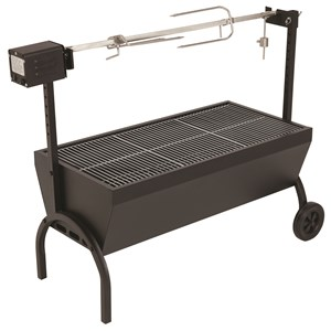 29249 - Charmate Charcoal Spit Roaster & BBQ