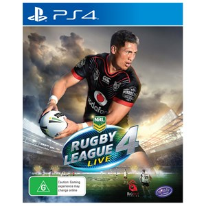 PS4 Rugby League Live 4