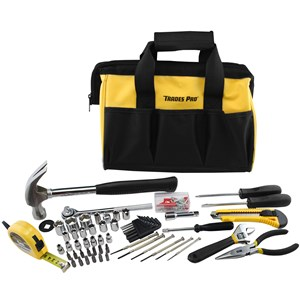Trades Pro 145pc Tool Set with Bag