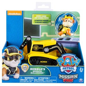 Paw Patrol Themed Vehicles with Pup
