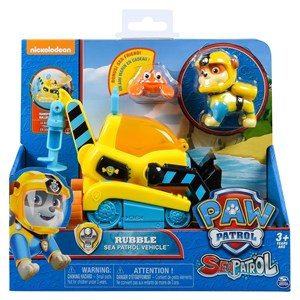 29275 - Paw Patrol Themed Vehicles with Pup