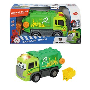 29286 - Happy Scania Motorised Garbage Truck