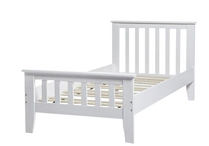 29297 - Snow White Single Bed Frame