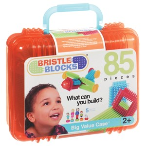 29317 - Bristle Blocks Big Value Case 85 Pieces