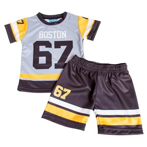 Boston Tee & Shorts Set