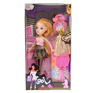 29377 - Cool Doll with Accessories
