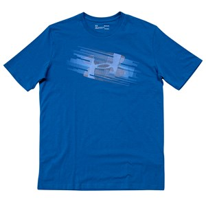 29394 - Under Armour Phase Big Blue Logo Tee