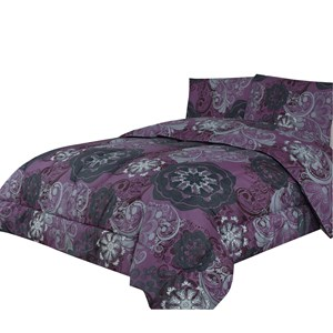 29425 - Cassia Comforter Set (Queen)