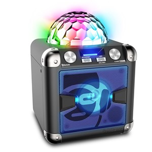iDance Disco Party Speaker BT BC5L Party Cube