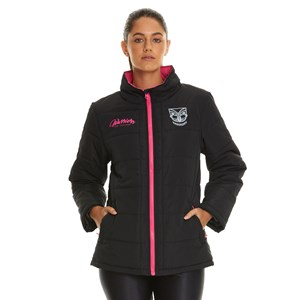 29445 - NRL Warriors Womens Puffer Jacket