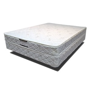 29525 - Slumbertime Topaz Medium Mattress & Base (Double)