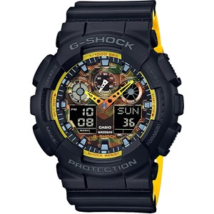 G Shock GA100BY-1A Series Watch