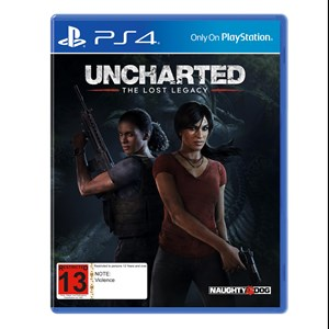 PS4 Unchartered The Lost Legacy