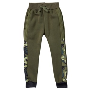 29593 - Boys Camo Fleece Trackpants