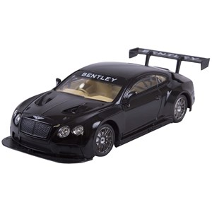 29618 - Radio Control Bentley Black GT3 Special Edition