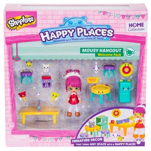Shopkins Happy Places Welcome Pack